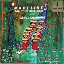 Bemelmans  Ludwig / Carol Channing – Madeline...Told By Carol Channing |1959    Caedmon Records – TC 1113