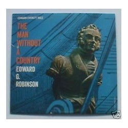 Robinson ‎ Edward G. – The Man Without A Country| Caedmon Records ‎– TC 1178