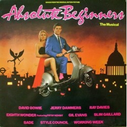 Absolute Beginners-Soundtrack|  1986  Virgin 207 654