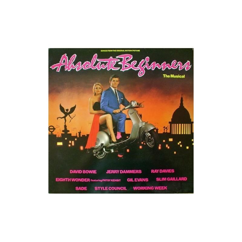 Absolute Beginners-Soundtrack   1986  Virgin 207 654