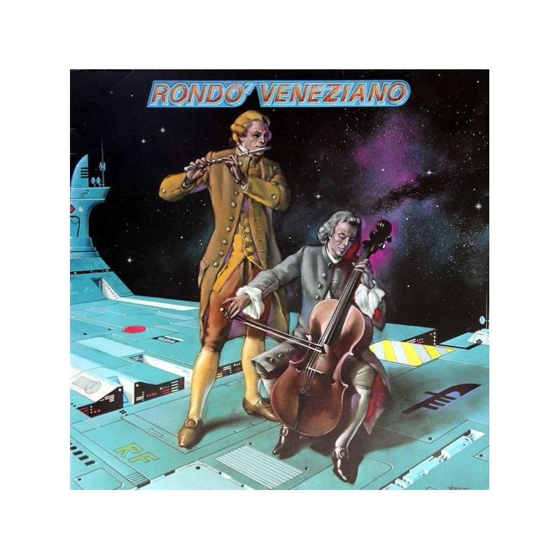 Rondo' Veneziano – Same |1980     Baby Records– BR 56011