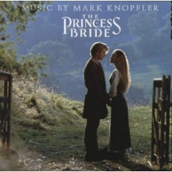 Knopfler ‎Mark – The Princess Bride|1987     Vertigo	832 864-1