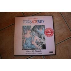 Le Groupe Folklorique De La Digue Du Cul – Histoires Et Chansons -Tous Azizimuts  Vega – 49001/6 -6LP-Box