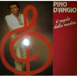 D&8217Angiò Pino – Ti Regalo Della Musica|1982 Bellaphon 260-07-054