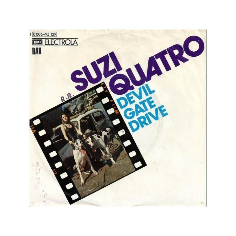 Quatro  Suzi – Devil Gate Drive 1974      EMI Electrola – 1C 006-95 129