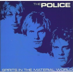 Police ‎ The – Spirits In The Material World |1981    A&M Records ‎– AMS 9186 -Single