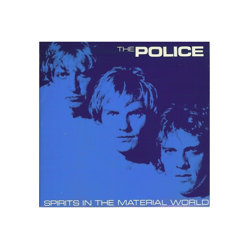Police  The – Spirits In The Material World |1981    A&M Records – AMS 9186 -Single