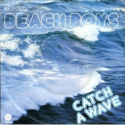 Beach Boys The ‎– Catch A Wave |1974     Capitol Records ‎– 1C 006-81 703-Single