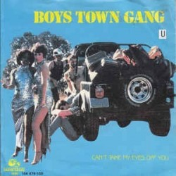 Boys Town Gang ‎– Can't Take My Eyes Off You |1982     RAMSH-1090-Single