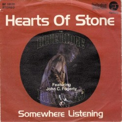 Blue Ridge Rangers‎ The – Hearts Of Stone |1973    Fantasy ‎– BF 18170 -Single