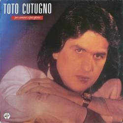 Cutugno Toto – Per Amore O Per Gioco|1985  Baby Records  207 467
