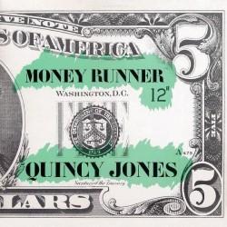 Jones Quincy – Money Runner|1984 Reprise Records – 920 250-0-Maxi-Single