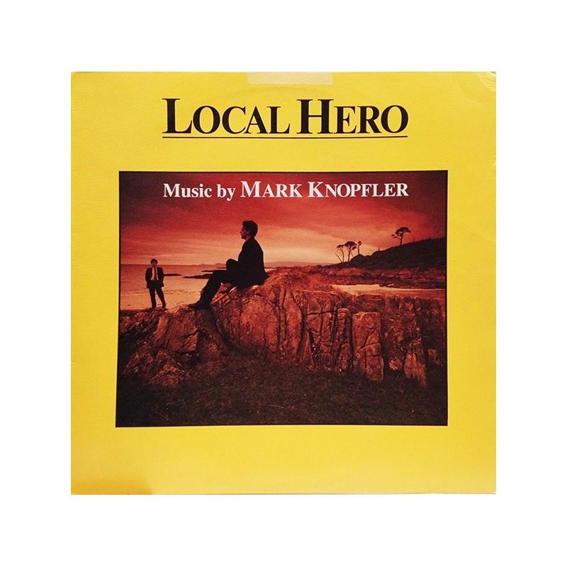 Knopfler Mark – Local Hero 1983      Vertigo811 038-1