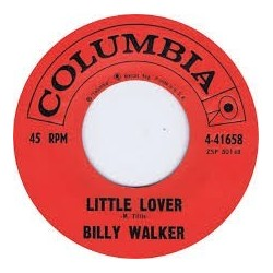 Walke Billy -I'll Be True To You|1960    Columbia 4-41658  Single-white Label-Promo
