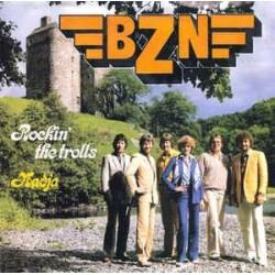 BZN – Rockin' The Trolls  1980     Mercury 6017 075-Single