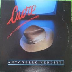 Venditti Antonello Venditti – Cuore– Cuore|1984   HLP 2370Italy