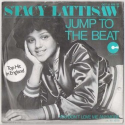 Lattisaw ‎ Stacy – Jump To The Beat |1980 Cotillion ‎– COT 11 496 -Single