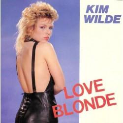 Wilde  Kim – Love Blonde |1983      RAK 1C 008 1651857-Single