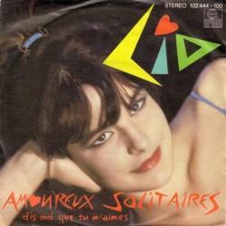 Lio – Amoureux Solitaires  1980 Ariola – 102 444-Single