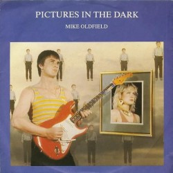Oldfield ‎Mike – Pictures In The Dark |1985     Virgin ‎– 107 850-Single
