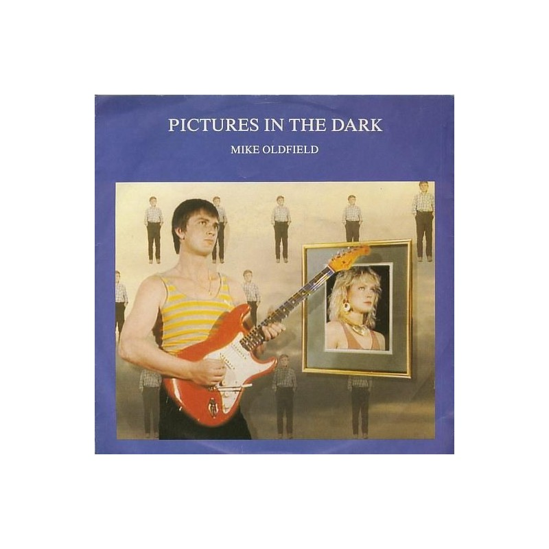 Oldfield Mike – Pictures In The Dark |1985     Virgin – 107 850-Single