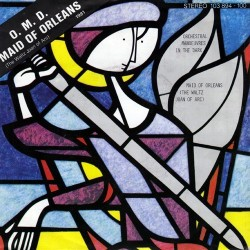 Orchestral Manoeuvres In The Dark – Maid Of Orleans (The Waltz Joan Of Arc)|1982    Ariola – 103 894-Single
