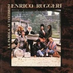 Ruggeri Enrico – La Parola Ai Testimoni|1988 CGD 244 171-1