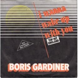 Gardiner  Boris – I Wanna Wake Up With You  1986    Chic– 6.14670-Single