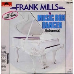 Mills  Frank – Music Box Dancer |1979 Polydor – 2121 370 -Single