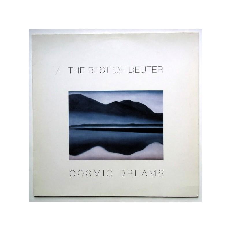 Deuter – Cosmic Dreams|1990   Kuckuck – 66 713 9-Club Edition
