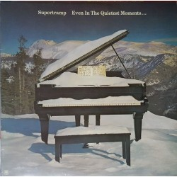Supertramp ‎– Even In The Quietest Moments...|1977 A&M Records ‎– SP 4634