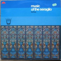 Chabrier Jean-Claude-Various ‎– Music Of The Seraglio - Turkey|1975 Arion ‎– 6.23003