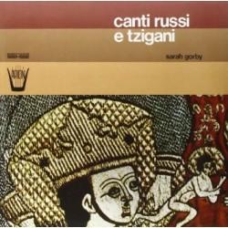 Gorby Sarah – Canti Russi E Tzigani 1974 Arion – FARN 1017