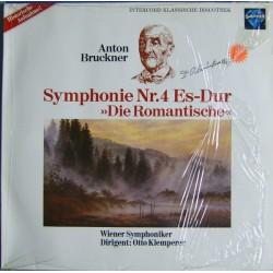 Bruckner Anton – Symphonie Nr.4 Es Dur ( Die Rumantische)-Otto Klemperer|1980 Saphir – INT 120.925