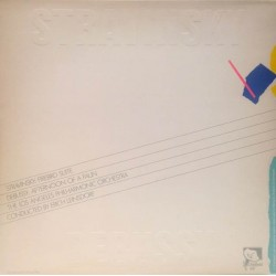 Stravinsky Igor and Claude Debussy – Firebird Suite |1985    Sheffield Lab – LAB 24