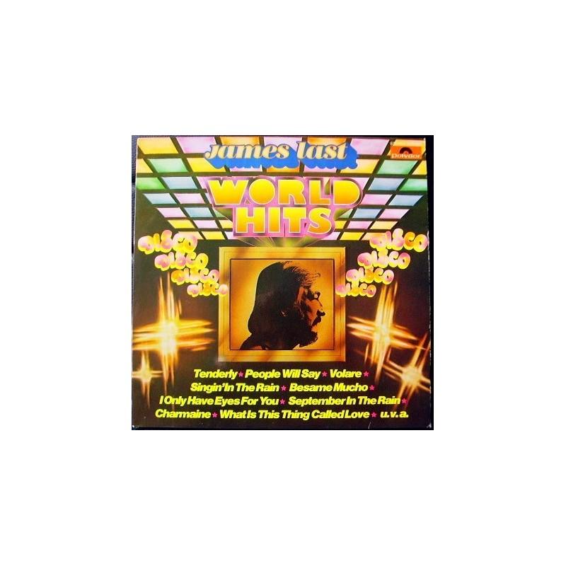 Last James – World Hits|1978     Polydor – 2371 891