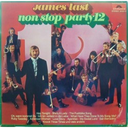 Last James ‎– Non Stop Party 12|1971    Polydor ‎– 92943- Club Edition
