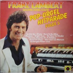 Lambert ‎Franz – Pop-Orgel Hitparade |1979     30151 Club Edition