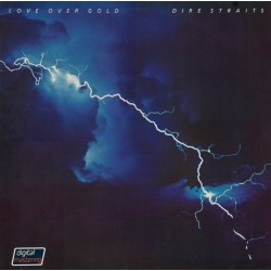 Dire Straits – Love Over Gold 1982       Vertigo 6359 109
