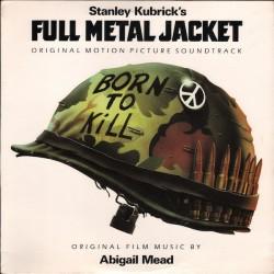 Various – Stanley Kubrick's Full Metal Jacket - Original Motion Picture Soundtrack|1987 Warner – 925 613-1