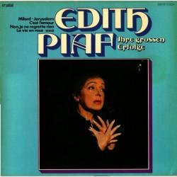 Piaf Edith – Ihre Grossen Erfolge|Crystal – 048 CRY 12 923