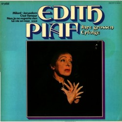 Piaf Edith – Ihre Grossen Erfolge Crystal – 048 CRY 12 923