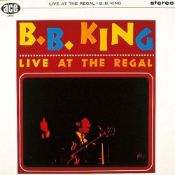 King ‎ B.B. – Live At The Regal |1964/2011 Ace ‎– CH 86