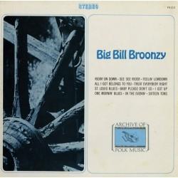Broonzy  Big Bill – Same|1969 Archive Of Folk & Jazz Music FS 213