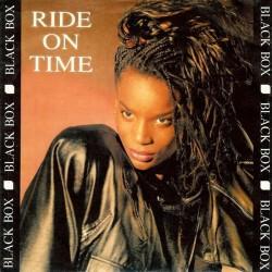 Black Box – Ride On Time  1989     ZYX 6210-7 -Single