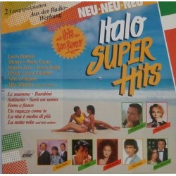 Various ‎– Italo Super Hits|1989 Ariola ‎– 303 504 2 LP