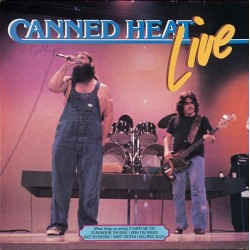 Canned Heat – Live |1993      Masters – MA 012185