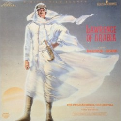 Bremner  Tony and The Philharmonia Orchestra ‎– Lawrence Of Arabia|1988      Silva Screen ‎– FILM 036