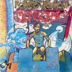 Vecchioni ‎Roberto – Montecristo|1980 Atom 500 044 different cover !!
