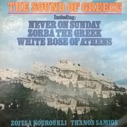 Kouroukli Zoitsa and Thanos Samios – The Sound Of Greece   Embassy – EMB 31079